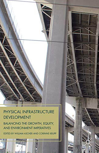 Physical Infrastructure Development: Balancing the Growth, Equity, and Environment Imperatives