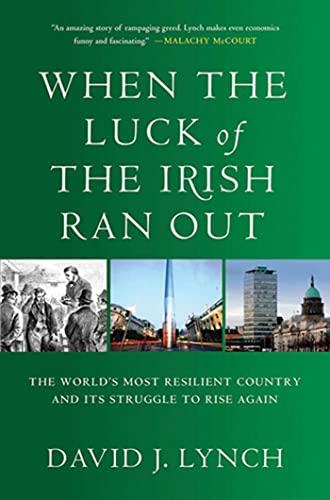 When the Luck of the Irish Ran: Lynch, David J.