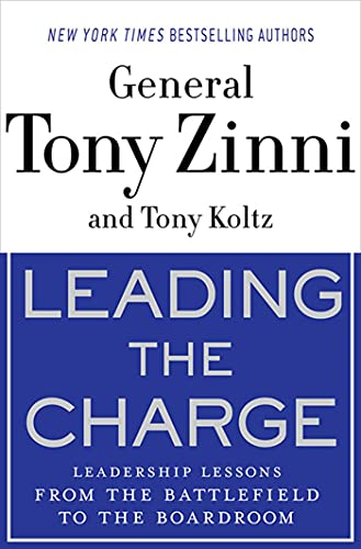 9780230103313: Leading the Charge: Leadership Lessons from the Battlefield to the Boardroom