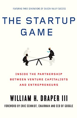 9780230104860: The Startup Game: Inside the Partnership Between Venture Capitalists and Entrepreneurs