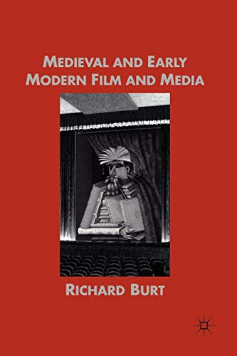 9780230105607: Medieval and Early Modern Film and Media