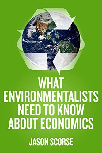 9780230107298: What Environmentalists Need to Know About Economics