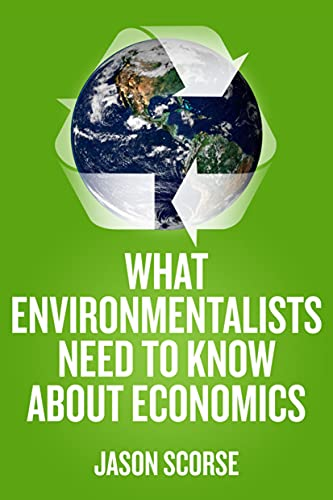 9780230107311: What Environmentalists Need to Know About Economics