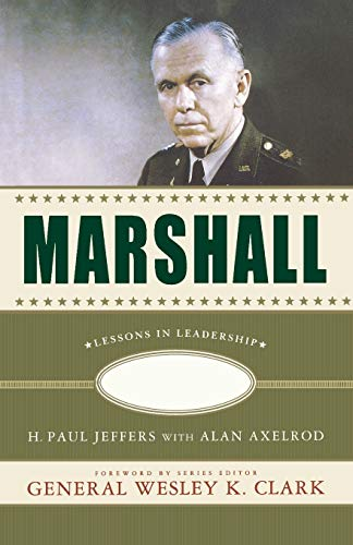 9780230114258: Marshall: Lessons in Leadership