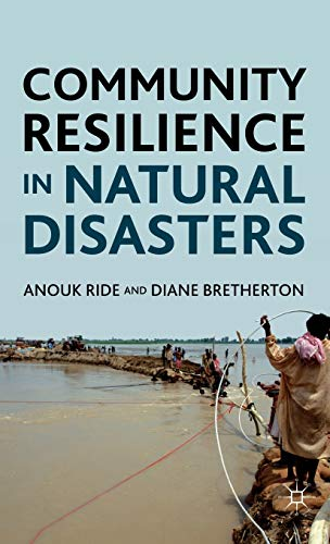 9780230114289: Community Resilience in Natural Disasters