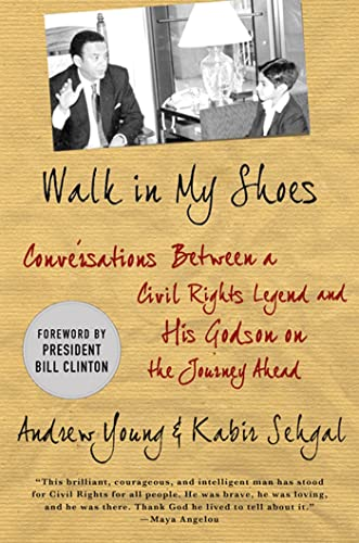 9780230114296: Walk in My Shoes: Conversations between a Civil Rights Legend and his Godson on the Journey Ahead