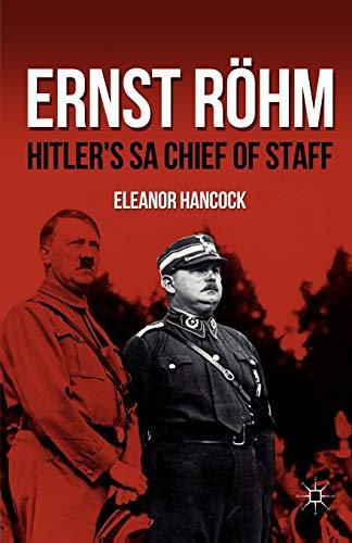 9780230120501: Ernst Röhm