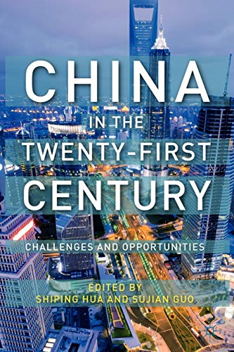 9780230120723: China in the Twenty-First Century: Challenges and Opportunities