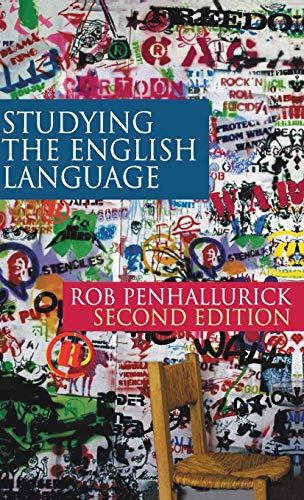 9780230200142: Studying the English Language