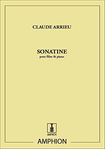 9780230200210: Sonatine Flûte Traversiere-Livre +Partition