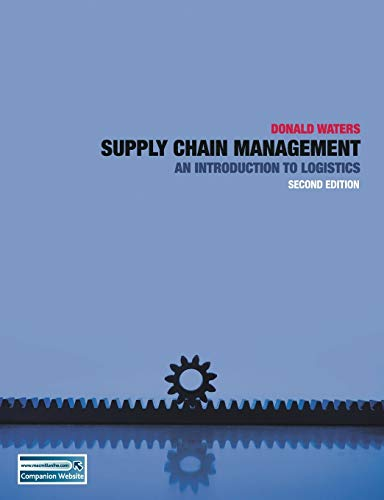 9780230200524: Supply Chain Management: An Introduction to Logistics