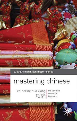 9780230200548: Mastering Chinese (Master Languages)