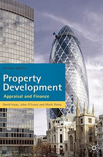Property Development: Appraisal and Finance: David Isaac