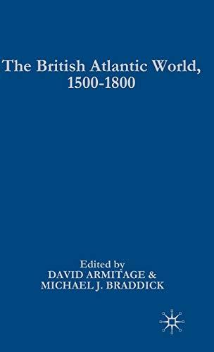 9780230202344: The British Atlantic World, 1500-1800: Second Edition