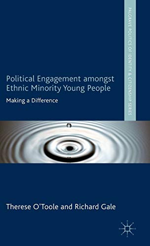 Political Engagement Amongst Ethnic Minority Young People: Making a Difference (Palgrave Politics ...