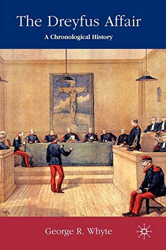 9780230202856: The Dreyfus Affair: A Chronological History