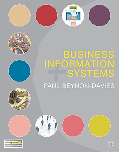 9780230203686: Business Information Systems