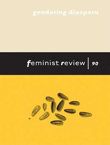 9780230204423: DIASPORAS: Feminist Review 90