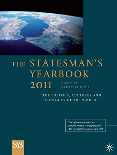 The Statesman's Yearbook 2011 (Hardcover): Barry Turner