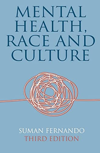 9780230212701: Mental Health, Race and Culture