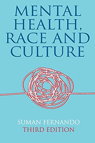 9780230212718: Mental Health, Race and Culture: Third Edition