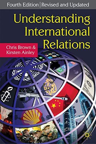 9780230213104: Understanding International Relations