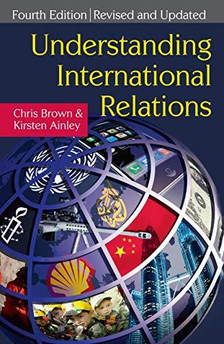 9780230213111: Understanding International Relations