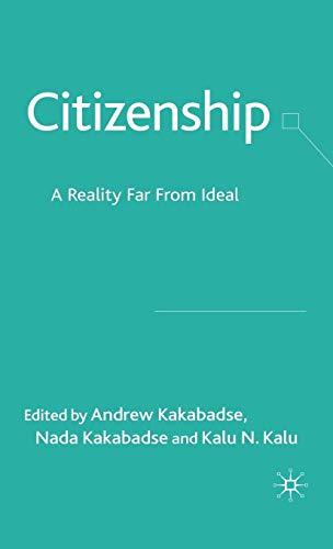 Citizenship: Kakabadse, Andrew (EDT)/