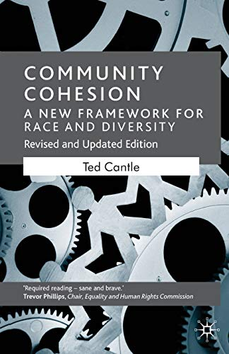 9780230216730: Community Cohesion: A New Framework for Race and Diversity: 0