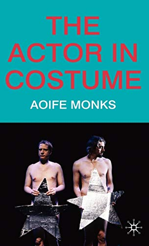 9780230216990: The Actor in Costume