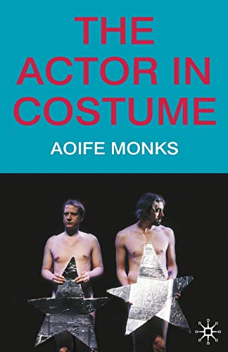 9780230217003: The Actor in Costume