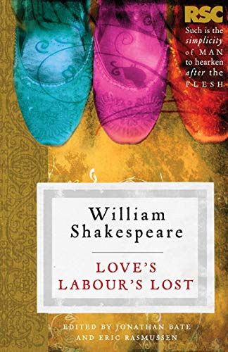 9780230217911: Love's Labour's Lost (The RSC Shakespeare)