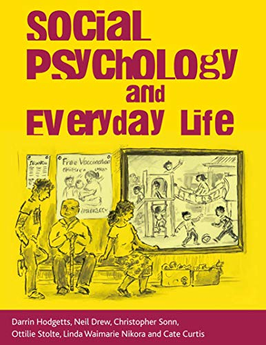 9780230217959: Social Psychology and Everyday Life