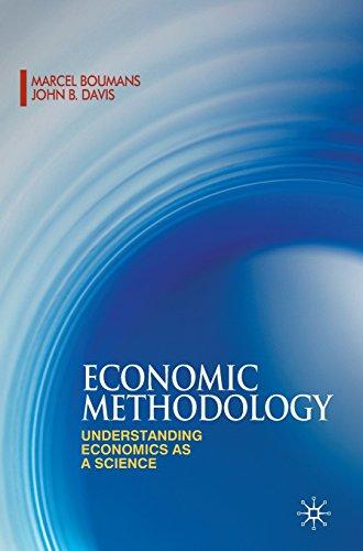 9780230218123: Economic Methodology: Understanding Economics as a Science