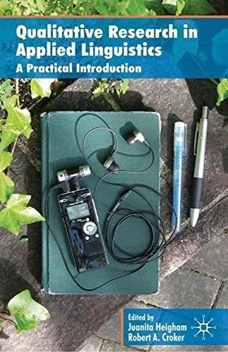 9780230219533: Qualitative Research in Applied Linguistics: A Practical Introduction