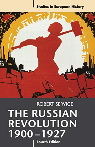 9780230220409: Russian Revolution, 1900-1927 (Studies in European History)