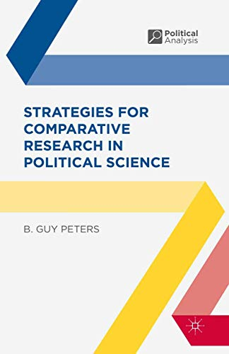 9780230220911: Strategies for Comparative Research in Political Science (Political Analysis)