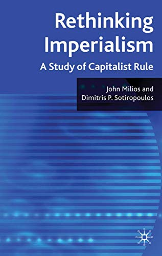 9780230221000: Rethinking Imperialism: A Study of Capitalist Rule
