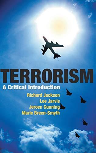 9780230221178: Terrorism: A Critical Introduction