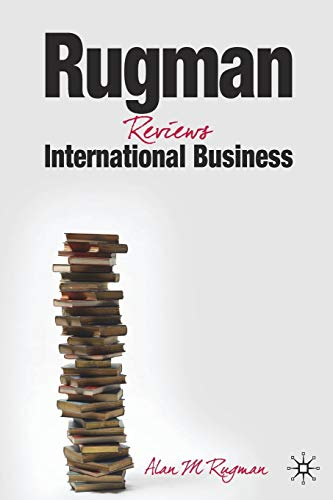Rugman Reviews International Business: Progression in the Global Marketplace: Rugman, Alan M.