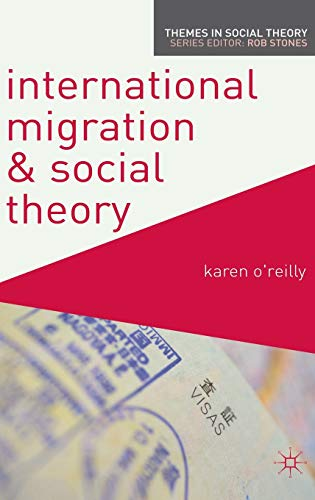 9780230221307: International Migration and Social Theory