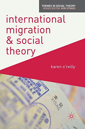 9780230221314: International Migration and Social Theory