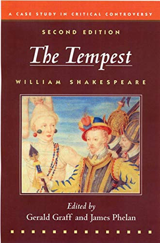 9780230222113: The Tempest BEDFORD TITLE: refer to 0312457529 (Case Studies in Contemporary Criticism)