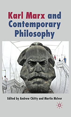 9780230222373: Karl Marx and Contemporary Philosophy