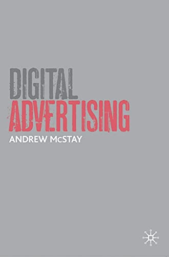 9780230222403: Digital Advertising