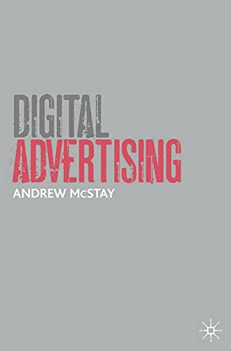 9780230222410: Digital Advertising