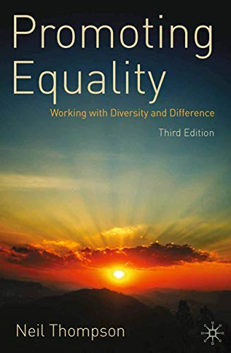 9780230223431: Promoting Equality: Working with Diversity and Difference