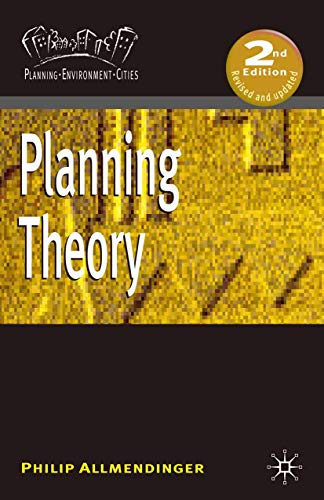 9780230223653: Planning Theory (Planning, Environment, Cities)