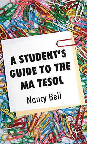 9780230224308: A Student's Guide to the MA TESOL