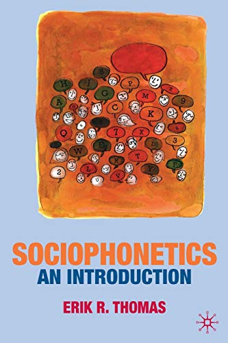 9780230224568: Sociophonetics: An Introduction